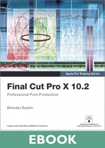 Lesboek cursus Final Cut Pro