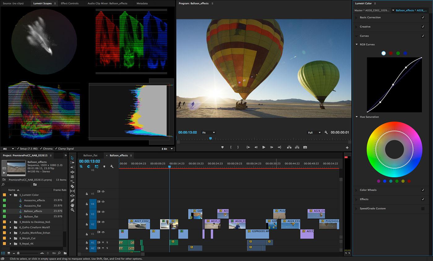 Adobe Premiere Pro cursus