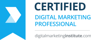 DMI Certified Digital Marketing Professional