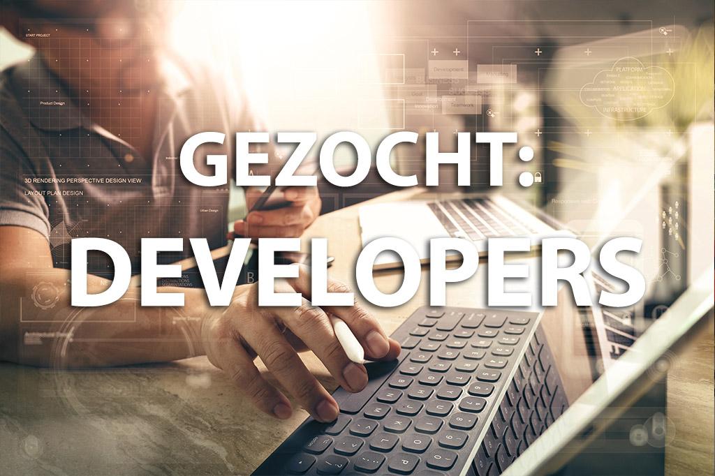 Developers gezocht (UWV)